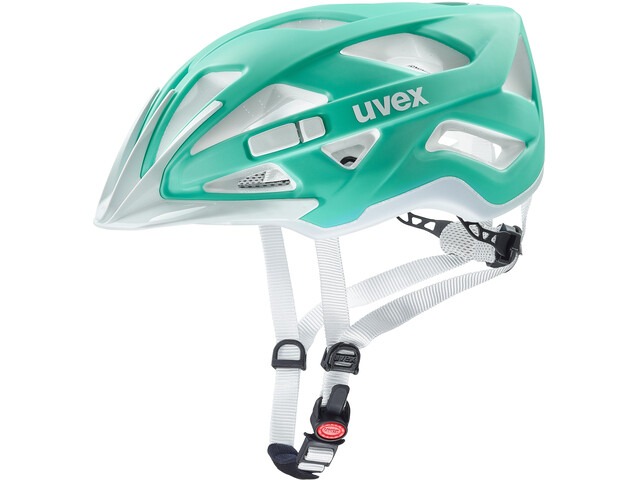 UVEX Active CC Casco, mint mat